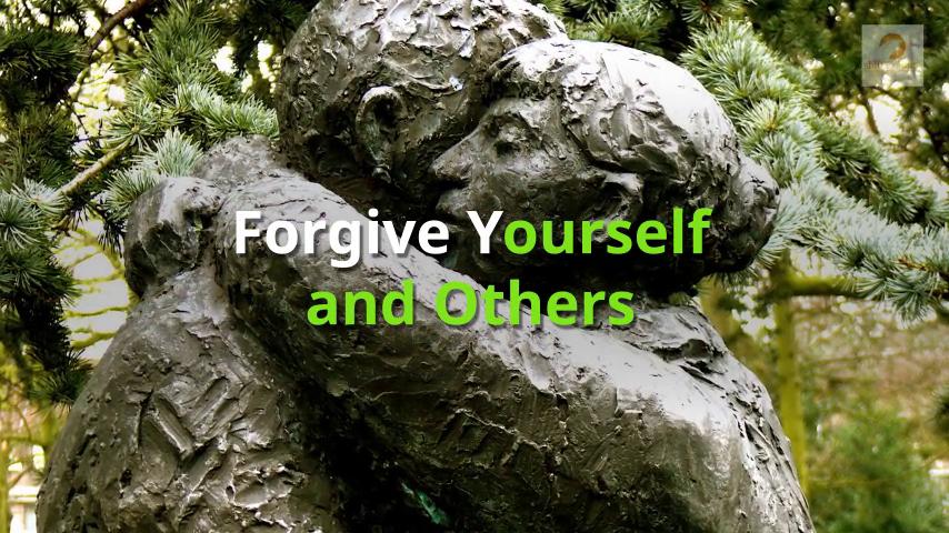 Who Do You Need to Forgive?